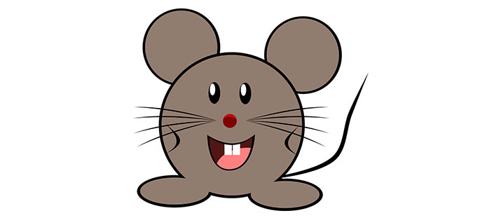 Pourquoi les souris sont-elles chez moi?